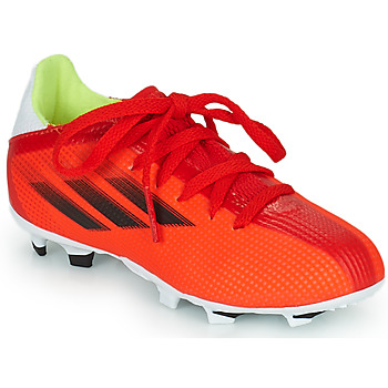 Cipők Gyerek Foci adidas Performance X SPEEDFLOW.3 FG J Piros