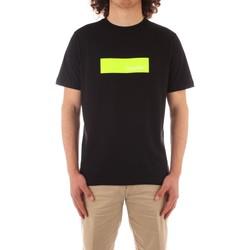 Ruhák Férfi Rövid ujjú pólók Refrigiwear JE9101-T27300 BLACK