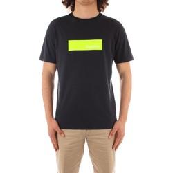 Ruhák Férfi Rövid ujjú pólók Refrigiwear JE9101-T27300 BLUE