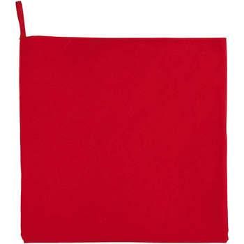 Otthon Törölköző és tisztálkodó kesztyű Sols ATOLL 30 ROJO Rojo