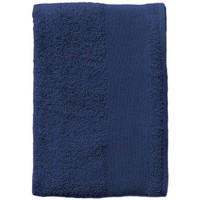 Otthon Törölköző és tisztálkodó kesztyű Sols BAYSIDE 100 French Marino Azul