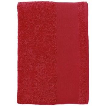 Otthon Törölköző és tisztálkodó kesztyű Sols BAYSIDE 100 Rojo Rojo
