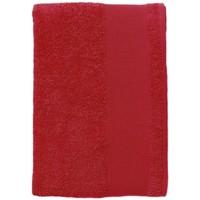Otthon Törölköző és tisztálkodó kesztyű Sols BAYSIDE 70 Rojo Rojo