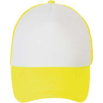 Kiegészítők Sapkák Sols BUBBLE Blanco Amarillo Neon Amarillo