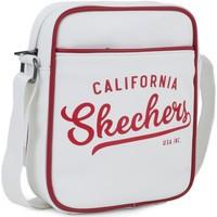 Táskák Válltáskák Skechers STRIKE Unisex táska Fehér