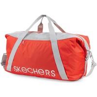 Táskák Utazó táskák Skechers NET Unisex táska Mandarin vörös