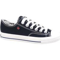 Cipők Női Rövid szárú edzőcipők Lee Cooper Lcw 21 31 0097L Fekete
