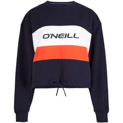 Ruhák Női Melegítő kabátok O'neill LW Athleisure Crew Kék