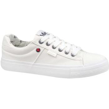 Cipők Női Rövid szárú edzőcipők Lee Cooper Lcw 21 31 0001L Fehér
