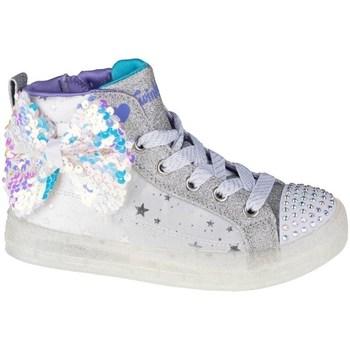 Cipők Gyerek Magas szárú edzőcipők Skechers Shuffle Brights 20