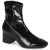 Cipők Női Bokacsizmák Les Tropéziennes par M Belarbi DANIELA Fekete