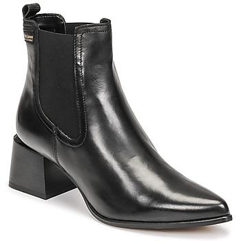 Cipők Női Bokacsizmák Les Tropéziennes par M Belarbi SOAZIC Fekete