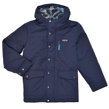 Ruhák Fiú Steppelt kabátok Patagonia INFURNO JACKET Kék