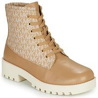 Cipők Női Csizmák MICHAEL Michael Kors JAX Teve
