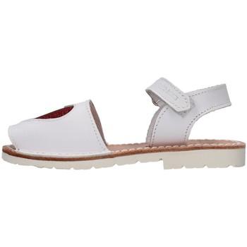 Cipők Lány Szandálok / Saruk Balducci CITA4450 WHITE