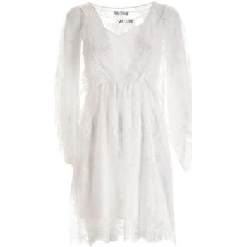 Ruhák Női Rövid ruhák Fracomina F321SD2001W441G1 fehér
