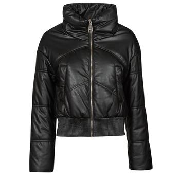 Ruhák Női Steppelt kabátok Liu Jo WF1270 Fekete