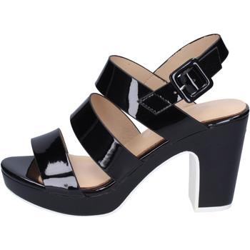 Cipők Női Szandálok / Saruk Brigitte Szandál BJ970 Fekete