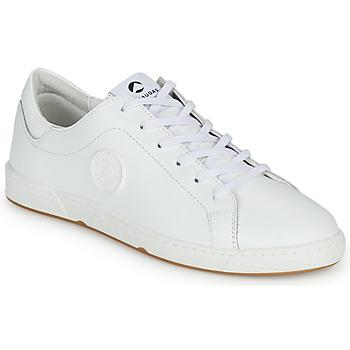 Cipők Női Rövid szárú edzőcipők Pataugas JAYO Fehér