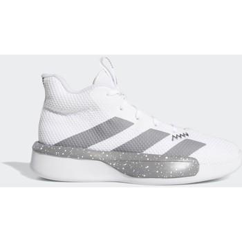 Cipők Gyerek Fitnesz adidas Originals PRO NEXT K EF9812 Fehér
