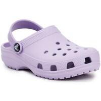 Cipők Gyerek Klumpák Crocs Classic Clog K Lila