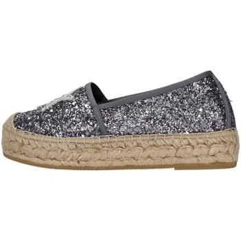 Cipők Női Gyékény talpú cipők Vidorreta 06238 SILVER