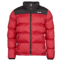 Ruhák Steppelt kabátok Schott UTAH Piros