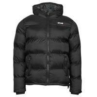 Ruhák Steppelt kabátok Schott IDAHO2 Fekete