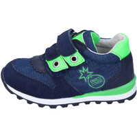 Cipők Fiú Rövid szárú edzőcipők Enrico Coveri BJ973 Kék