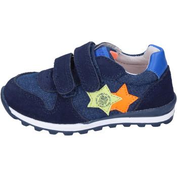 Cipők Fiú Rövid szárú edzőcipők Enrico Coveri BJ974 Kék