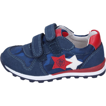 Cipők Fiú Rövid szárú edzőcipők Enrico Coveri BJ976 Kék