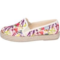 Cipők Lány Gyékény talpú cipők Enrico Coveri BJ978 Bézs