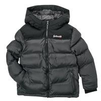 Ruhák Gyerek Steppelt kabátok Schott UTAH 2 Szürke