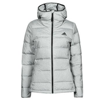 Ruhák Női Steppelt kabátok adidas Performance WEHELIONICMEL Hanga / Szürke / Sötét