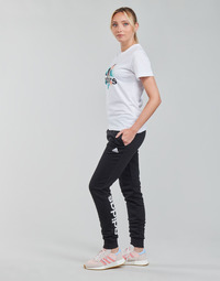 Ruhák Női Futónadrágok / Melegítők adidas Performance WELINFL Fekete