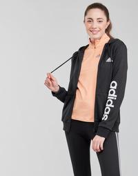 Ruhák Női Melegítő kabátok adidas Performance WELINFT FZ Fekete