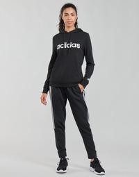 Ruhák Női Futónadrágok / Melegítők adidas Performance WECBPT Fekete