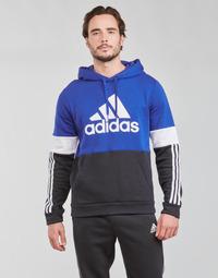 Ruhák Férfi Pulóverek adidas Performance M CB HD Kék / élénk