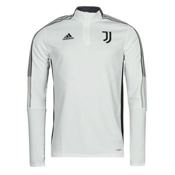 Ruhák Melegítő kabátok adidas Performance JUVE TR TOP Fehér / Essentiel