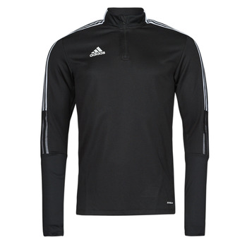 Ruhák Melegítő kabátok adidas Performance TIRO21 TR TOP Fekete