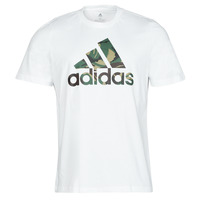 Ruhák Férfi Rövid ujjú pólók adidas Performance M CAMO T Fehér