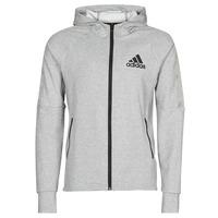 Ruhák Férfi Melegítő kabátok adidas Performance M MT FZ HD Hanga / Szürke / Átlagos