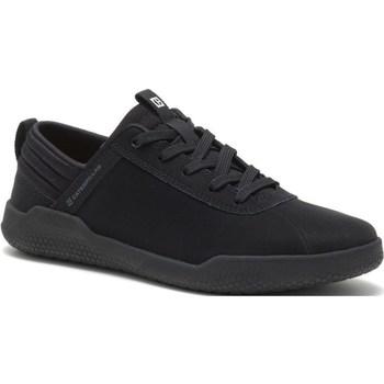 Cipők Férfi Rövid szárú edzőcipők Caterpillar Hex Fekete