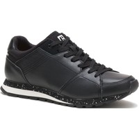 Cipők Férfi Rövid szárú edzőcipők Caterpillar Ventura Base Fekete