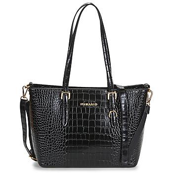 Táskák Női Bevásárló szatyrok / Bevásárló táskák Nanucci 9530 Fekete