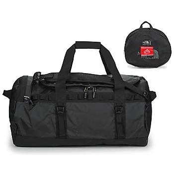 Táskák Utazó táskák The North Face BASE CAMP DUFFEL - M Fekete  / Fehér