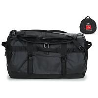 Táskák Utazó táskák The North Face BASE CAMP DUFFEL - S Fekete  / Fehér