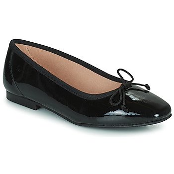 Cipők Női Balerina cipők  Betty London ONDINE Fekete