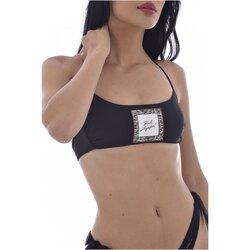 Ruhák Női Több részes fürdőruhák Karl Lagerfeld KL21WTP12 Fekete