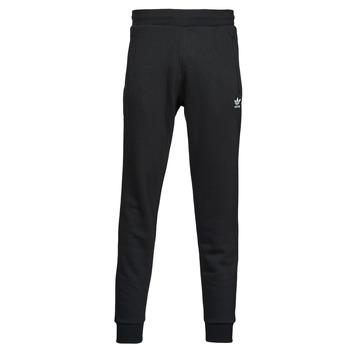 Ruhák Férfi Futónadrágok / Melegítők adidas Originals ESSENTIALS PANT Fekete